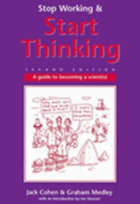 Stop Working and Start Thinking  2nd 2005 (Revised) edition cover