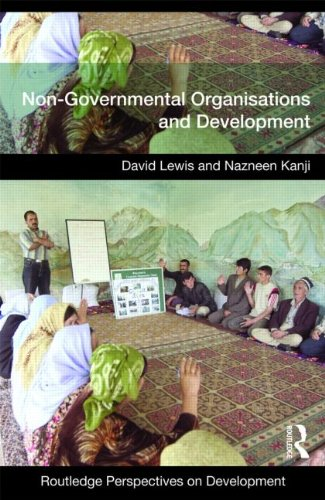 Non-Governmental Organizations and Development   2009 edition cover