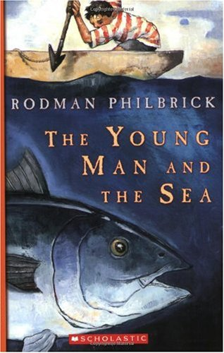 Young Man and the Sea  Reprint edition cover