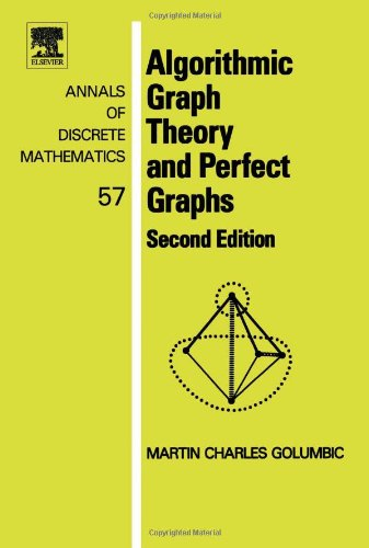 Algorithmic Graph Theory and Perfect Graphs  2nd 2004 (Revised) 9780444515308 Front Cover
