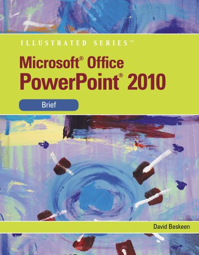 Microsoft� PowerPoint� 2010   2011 (Brief Edition) 9780538748308 Front Cover