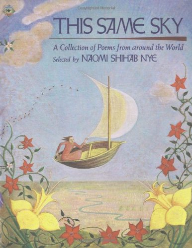 This Same Sky A Collection of Poems from Around the World  1996 edition cover