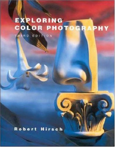 Exploring Color Photography  3rd 1997 edition cover
