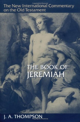 Book of Jeremiah  2nd 1980 edition cover