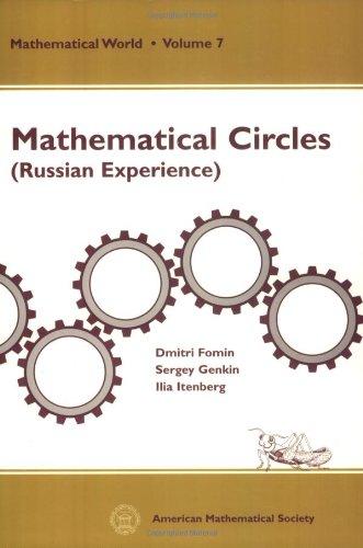 Mathematical Circles   1996 edition cover