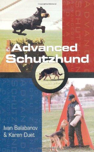 Advanced Schutzhund   1999 9780876057308 Front Cover
