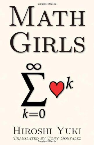 Math Girls  N/A edition cover