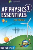 AP Physics 1 Essentials An APlusPhysics Guide 2nd 2014 edition cover