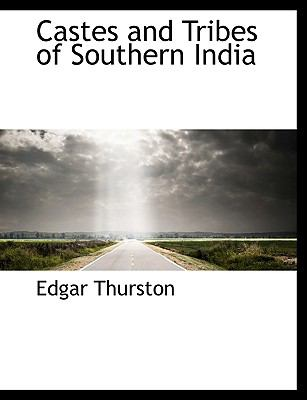 Castes and Tribes of Southern Indi N/A 9781113560308 Front Cover