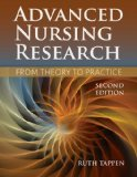 Advanced Nursing Research  2nd 2016 (Revised) 9781284048308 Front Cover