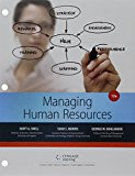 Managing for Human Resources + Mindtap Management, 1-term Access:   2015 9781305617308 Front Cover