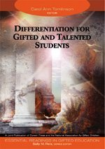 Differentiation for Gifted and Talented Students   2004 edition cover