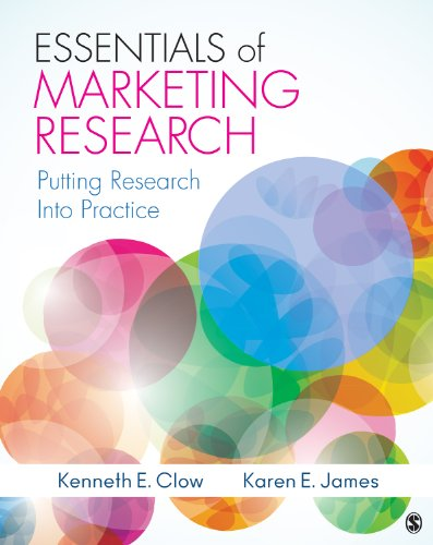 Essentials of Marketing Research Putting Research into Practice  2014 edition cover
