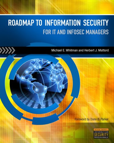 Roadmap to Information Security For IT and Infosec Managers  2011 edition cover