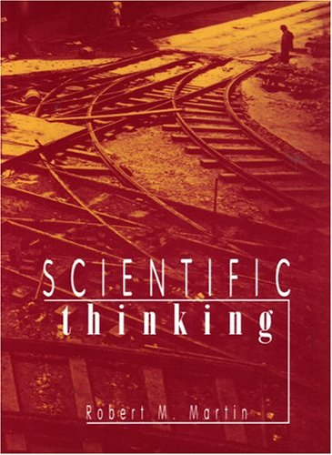 Scientific Thinking  N/A edition cover