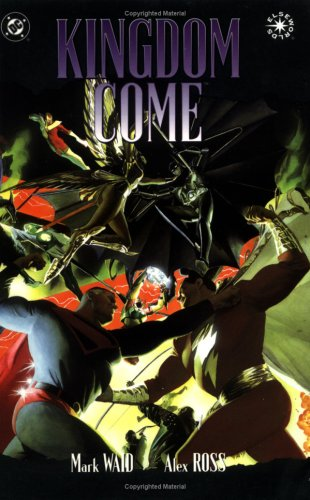 Kingdom Come  1997 (Revised) edition cover