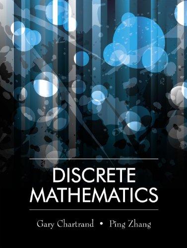 Discrete Mathematics   2011 edition cover