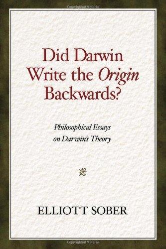 essay on darwin theory