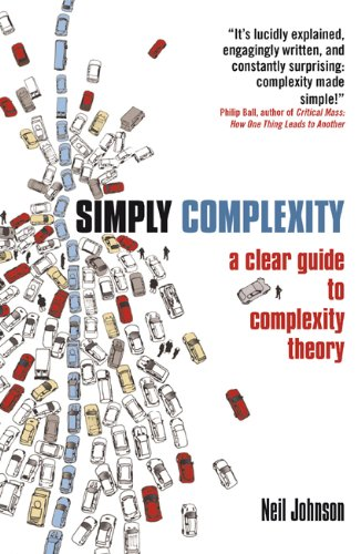 Simply Complexity A Clear Guide to Complexity Theory  2009 edition cover