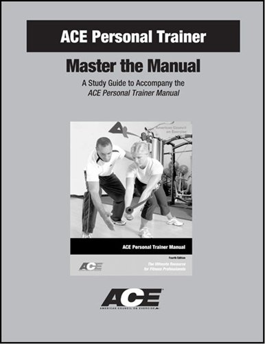ACE PERSONAL TRAINER MANUAL-ST N/A edition cover