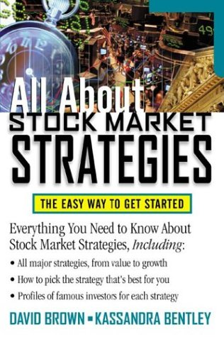 All about Stock Market Strategies The Easy Way to Get Started  2002 edition cover