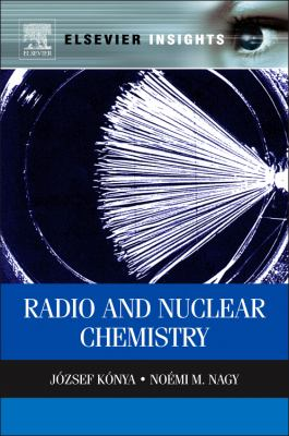 Nuclear and Radiochemistry   2012 edition cover
