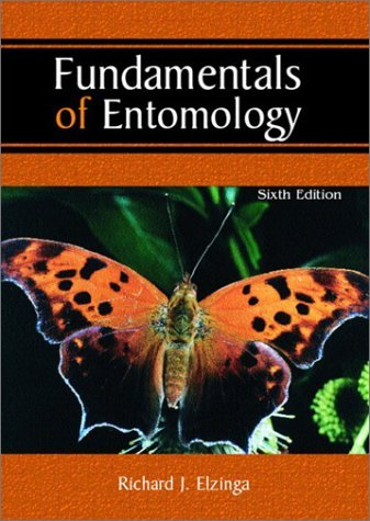 Fundamentals of Entomology  6th 2004 edition cover