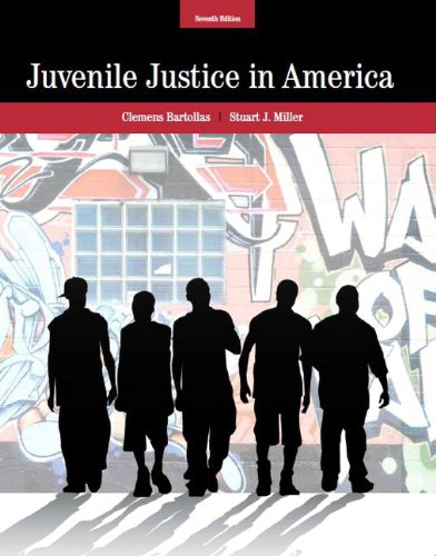 Juvenile Justice in America  7th 2014 9780132978309 Front Cover