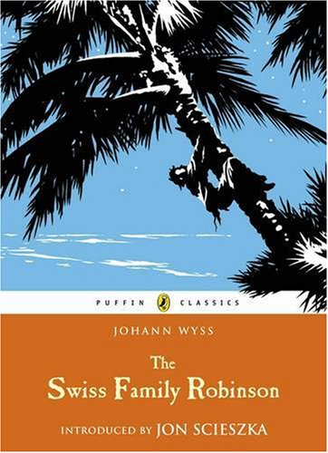 Swiss Family Robinson   2009 edition cover