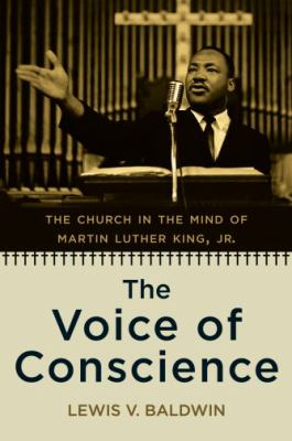 Voice of Conscience The Church in the Mind of Martin Luther King, Jr  2010 edition cover