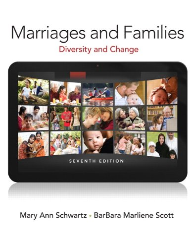 Marriages and Families  7th 2013 (Revised) edition cover