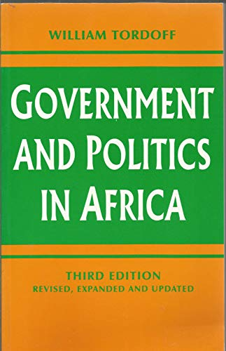 Government and Politics in Africa  3rd 1997 9780253211309 Front Cover