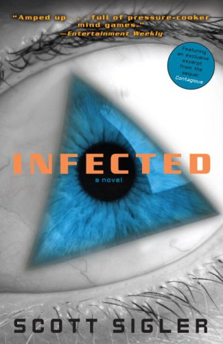 Infected  N/A edition cover