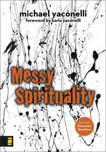 Messy Spirituality  N/A edition cover