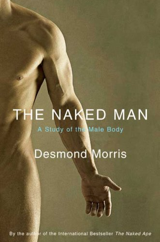 Naked Man A Study of the Male Body  2009 edition cover