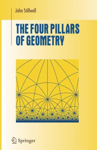 Four Pillars of Geometry   2005 edition cover
