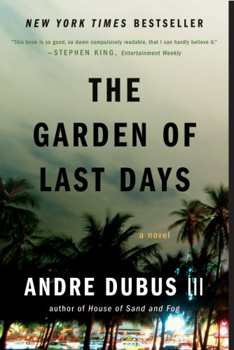 Garden of Last Days   2009 edition cover