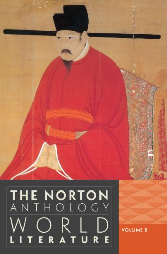 Norton Anthology of World Literature  3rd 2012 9780393913309 Front Cover