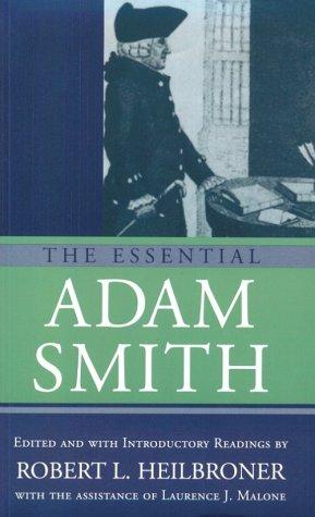 Essential Adam Smith  N/A edition cover