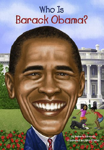 Who Is Barack Obama?   2009 edition cover