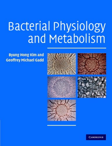 Bacterial Physiology and Metabolism   2007 edition cover