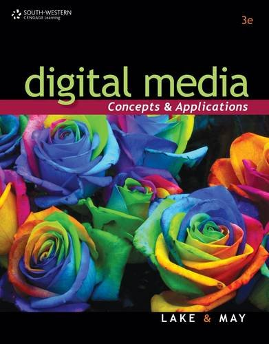 Digital Media Concepts and Applications 3rd 2013 edition cover