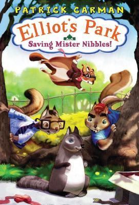 Saving Mister Nibbles!   2008 9780545019309 Front Cover