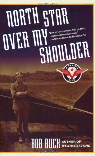 North Star over My Shoulder A Flying Life  2002 edition cover