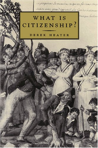 What Is Citizenship?   1999 edition cover