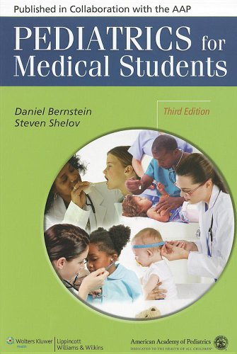 Pediatrics for Medical Students  3rd 2012 (Revised) edition cover