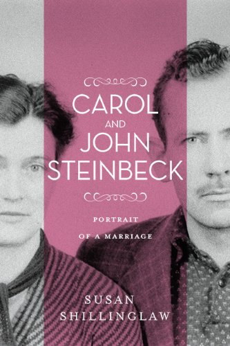 Carol and John Steinbeck Portrait of a Marriage N/A edition cover