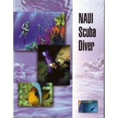 Naui Scuba Diver  N/A edition cover