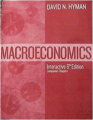 Macroeconomics N/A 9780978525309 Front Cover