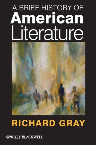 Brief History of American Literature   2010 edition cover